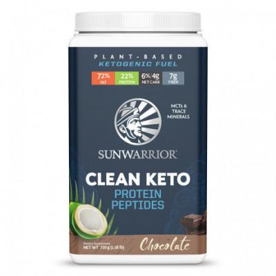Clean Keto čokoládový 720 g Sunwarrior