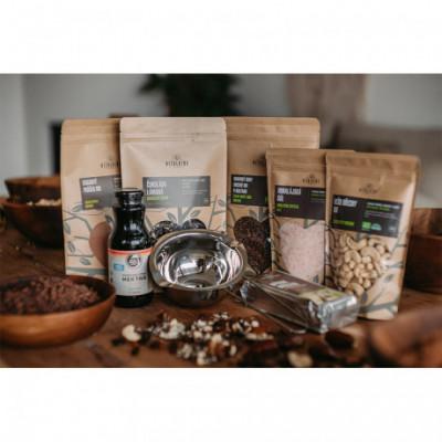 Dárkový balíček na výrobu vlastní lámané čokolády Vitalvibe