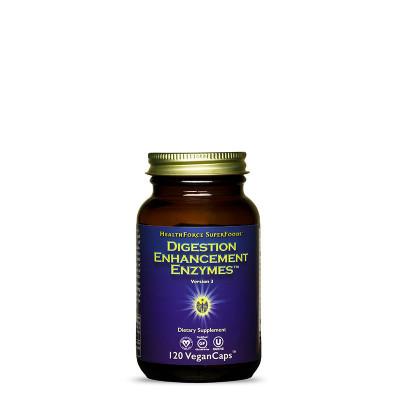 Enzymy posilující trávení, kapsle HealthForce