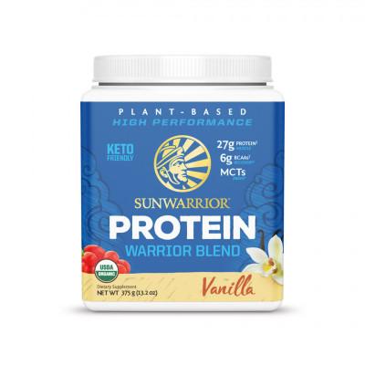 Protein Blend Bio Vanilkový 375 g Sunwarrior