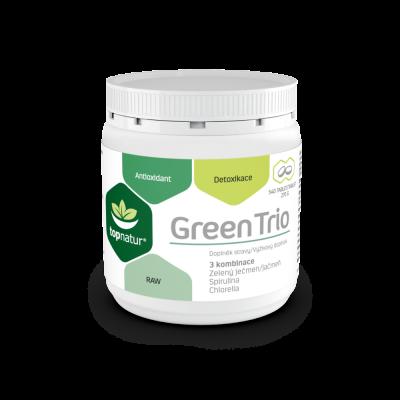 GREEN TRIO 540 tbl. TOPNATUR
