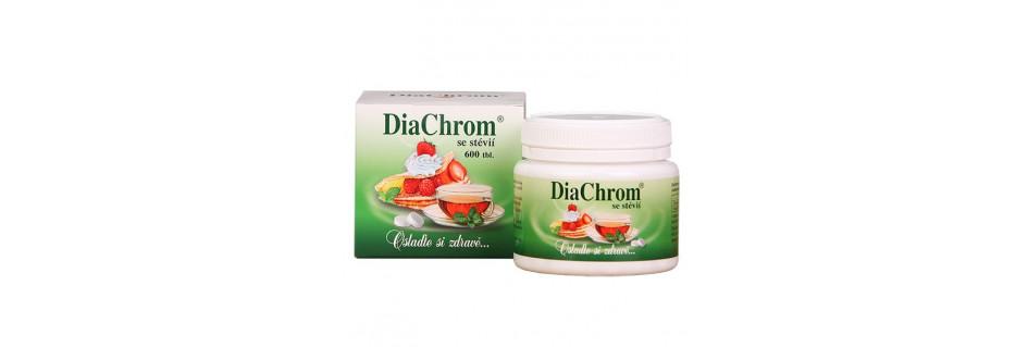 Diachrom - umělá sladidla